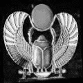 Ancient Egyptian Immortality Scarab